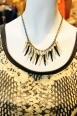 Show your wild side, with this rugged fang necklace. Necklace $29.90
